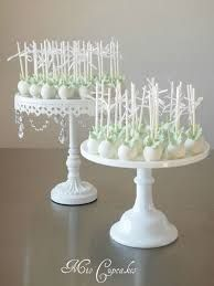 wedding cake pops - Google Search