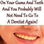 Rub these two oils on your gums and teeth and you probably will not need to go to dentist again! Ginger Essential Oil, Homemade Essential Oils, Essential Oil Uses, Young Living Essential Oils, Gum Health, Teeth Health, Oral Health, Health Tips, Health Benefits