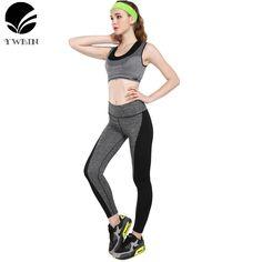 New Style High waist Women's Yoga Sport Leggings Fitness Elastic Women Leggings Workout Leggins Pants Gym Running Leggings