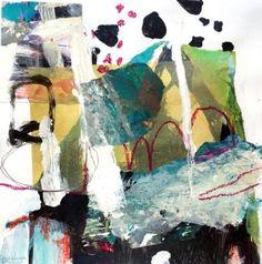 "Saatchi Art Artist Jane Kenyon; Painting, ""Rhapsody"" #art"