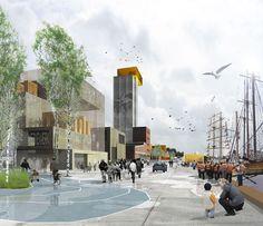 Dr Jin UD Bartlett: City Island MASU Planning