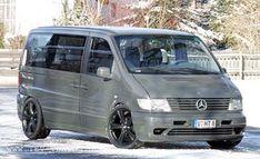 mercedes vito w638 - Google-Suche Mercedes Van, Mercedes Benz Vito, M Benz, Small Campers, Cool Vans, Camper Interior, Jeep Life, Campervan, Van Life