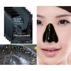 Маска от прыщей и черных точек Black Mask (Black Head Pore Strip)