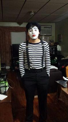 Mime boy