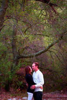 Black Star Canyon Engagement Photography - Santa Barbara, San Luis Obispo, Los Angeles, San Diego and Orange County Wedding Photographer