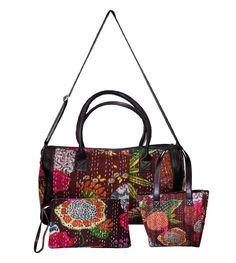 New Year Seal Mandala Women's Bag Tote Shoulder Handbag Cotton Satchel Purse Bag Satchel Purse, Clutch Bag, Shoulder Handbags, Womens Tote Bags, Travel Bag, Seal, Shoulder Strap, Mandala, Pocket