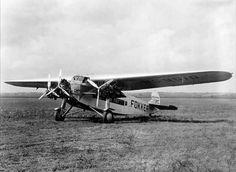 Fokker F10a Trimotor.   ===>  https://de.pinterest.com/vdsanden/vliegtuigen/
