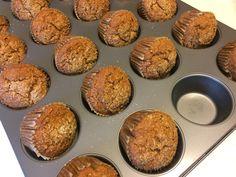 Pumpkin Cupcakes - Gluten Free, AIP, Vegan, Paleo