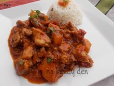 Curry, Meat, Chicken, Ethnic Recipes, Asia, Cooking, Curries, Cubs