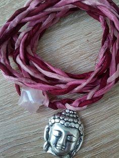 Material: Metal, Stretchband, Rudraksha, Kashmiri Perlen, Holz, Glas, Edelsteine und viele Materialien mehr wurden von mir verarbeitet! der schmuck ist erhältlich auf www.schmuck-engel.de Buddha Armband, Stretch Band, Material, Amethyst, Bracelets, Jewelry, Fashion, Rhinestones, Beads