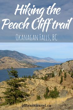 Just a short drive south of Penticton, the Peach Cliff hike is short, interesting and rewarding. The epic views stretch from Penticton to Vaseux Lake. Beautiful Places To Visit, Places To See, Columbia Outdoor, Travel Activities, British Columbia, Columbia Travel, Canada Travel, Hiking Trails, The Great Outdoors