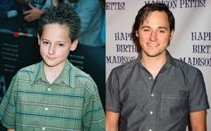 Jake Thomas as Matt McGuire | 22 Disney Channel Stars: Then And Now