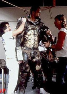 From the Predator archives