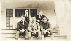 """Vintage Snapshot """"Good-Looking Guys"""" Handsome Men Leather Boots Outdoor Shirts Jacket Pants Found Vernacular Photo by SunshineVintagePhoto on Etsy https://www.etsy.com/listing/547893171/vintage-snapshot-good-looking-guys"""