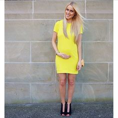 Love me some yellow, Cute outfit!