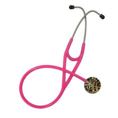 Amazon.com: Ultrascope Adult Stethoscope with Hot Pink Tubing, Leopard Print: Health & Personal Care $99