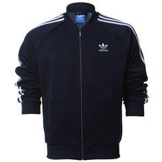 jaqueta adidas azul marinho