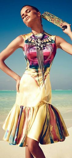 Fashion Shoot Maldives | cynthia reccord