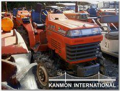 KUBOTA_L1_215DT Kubota, Tractors, Monster Trucks, Vehicles, Car, Vehicle, Tools