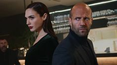 Wix 2017 Super Bowl LI Teaser Ad with Jason Statham & Gal Gadot