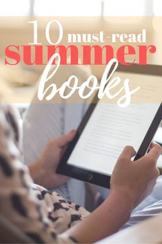 10 Must Read Summer Books | Budget Savvy Diva