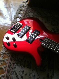 My bass guitar :)