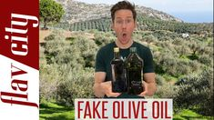 You're Buying Fake Olive Oil...Here's How To Avoid It! - YouTube