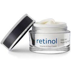 Retinol Vitamin A dagkrem - Få først en gratis prøve Vitamins, Salt, Cream, Creme Caramel, Salts, Vitamin D