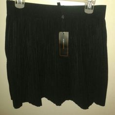 I just added this to my closet on Poshmark: Bcbgmaxazria black mini skirt NWTNWT. Price: $14 Size: M