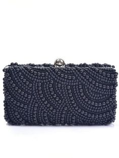Elegant Imitation Pearl Beads Formal Chain Clutches For Women