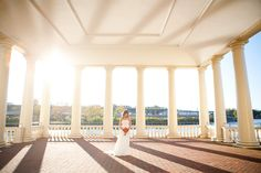 location. location. location. phillly boathouse row wedding