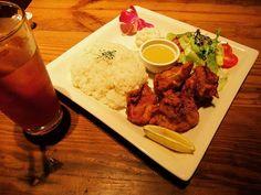 モチコチキンプレート mochiko chicken plate #mochikochicken #hawaiianfoods #モチコチキン #モチコチキンプレート #ハワイアンスタイル
