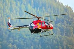 Red Bull Luftflotte - Flugzeuge & Helikopter Bild 9 - Motorsport