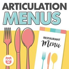 Pretend menus loaded