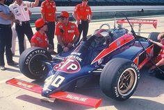 Mario Andretti Wildcat 1981 Indy 500