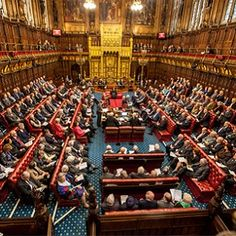 Peers who spoke on first day of equal marriage debate almost equally divided