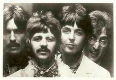 Caras_The Beatles