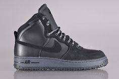 new arrival 4ec71 adb66 Nike Sportswear Air Force 1 High Deconstructed Military Boot (537889-010) Nike  Sportswear