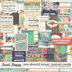 reedmullens ysk journalcards 44 FREE Journaling Cards for your Summer Staycation!