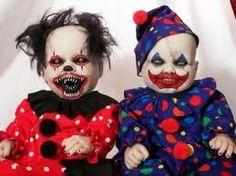 clown dolls