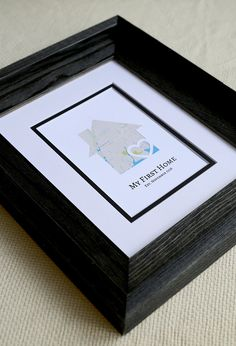 These are so much more than just an art print! With or without a frame all of our items arrive gift-ready! Our handmade artwork is created with layers of archival cardstock papers with an inlaid map of your choice! We can feature any locations WORLDWIDE! They come double matted and backed First Anniversary Gifts, Paper Anniversary, House Gifts, New Home Gifts, Wedding Vow Art, Long Distance Relationship Gifts, Client Gifts, Paper Hearts, Business Card Holders