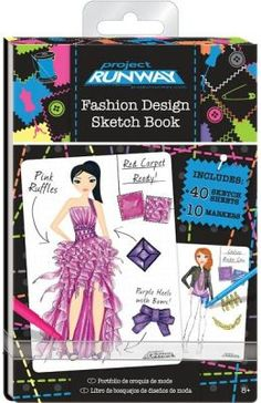 project runway templates from history books | Fashion Angels Project Runway