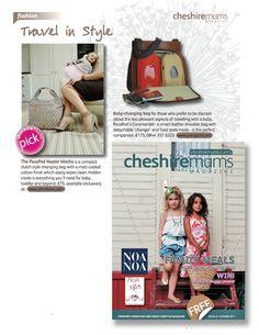 Cheshire Mums Magazine October '11