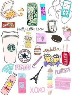 Girly food  starbucks  girly,  #teen wolf