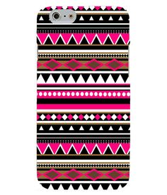 Kesi Abstract Black Back Cover For Apple Iphone 6 - Multicolor, http://www.snapdeal.com/product/kesi-abstract-black-back-cover/1787861969