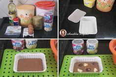 Amehlia Digital: PAP: Marmitinha de bolo de chocolate - Faça e venda