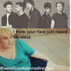 YES. <3 fat amy + One Direction = ♥♥♥