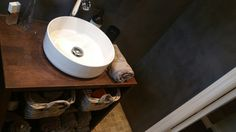 Mircosement Oslo, Kransen Structure fino Concrete Design, Oslo, Sink, Home Decor, Sink Tops, Vessel Sink, Decoration Home, Room Decor, Vanity Basin