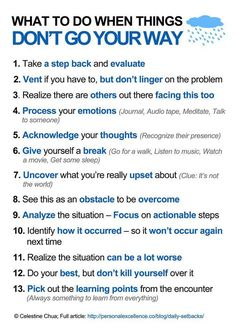 Self Improvement Tips - What To Do When Things Don't Go Your Way happy happiness positive emotions disappointment mental health confidence self love self improvement self care self help emotional health Social Work, Social Skills, Relation D Aide, Motivacional Quotes, Dream Quotes, Daily Quotes, Wisdom Quotes, Life Quotes, Therapy Tools