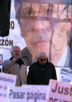 12 de febrero de 2012: Jaime Ruiz y Víctor Díaz Cardiel intervienen en el acto